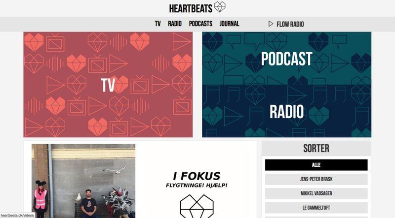 HeartBeats Radio DK