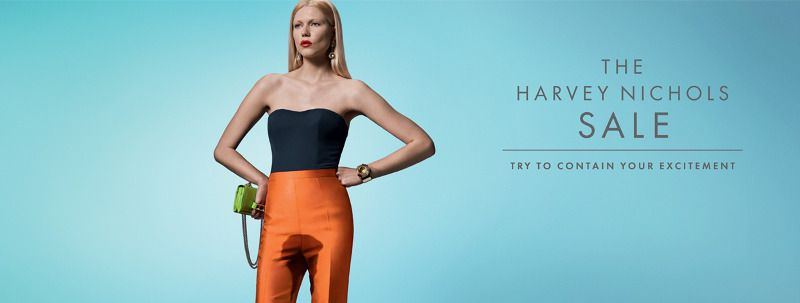 Harvey Nichols Sale