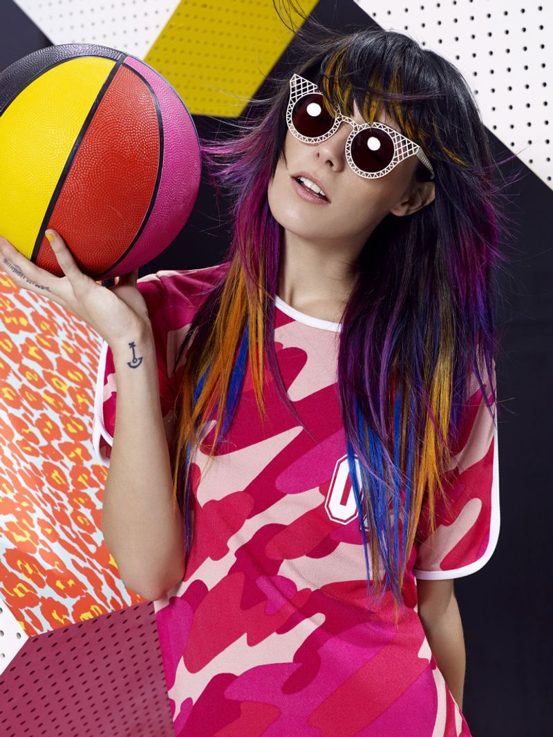 Henry Holland and Chloe Norgaard