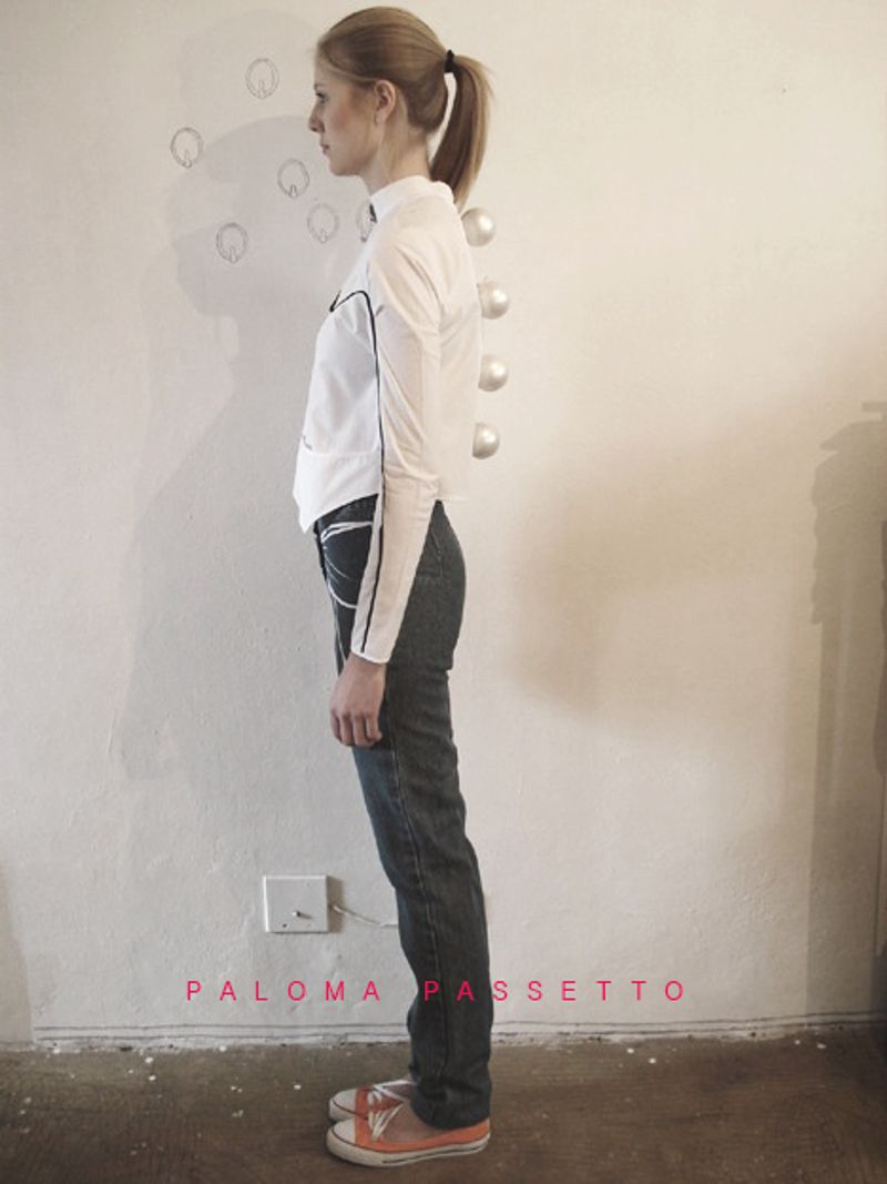 BA Fashion Design Project
