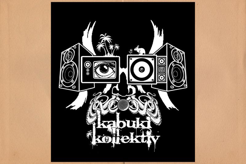 Kabuki Kollektiv Video Logo