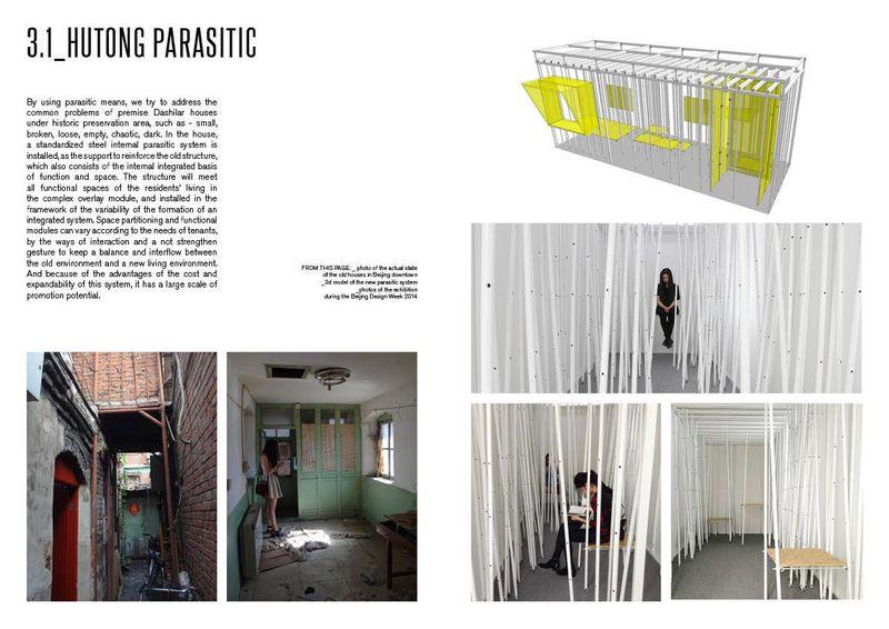 Hutong Parasitic