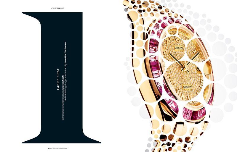 The Hourglass Magazine