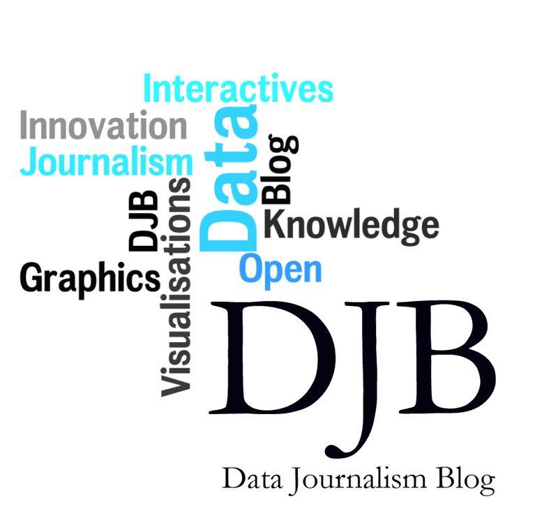 the Data Journalism Blog