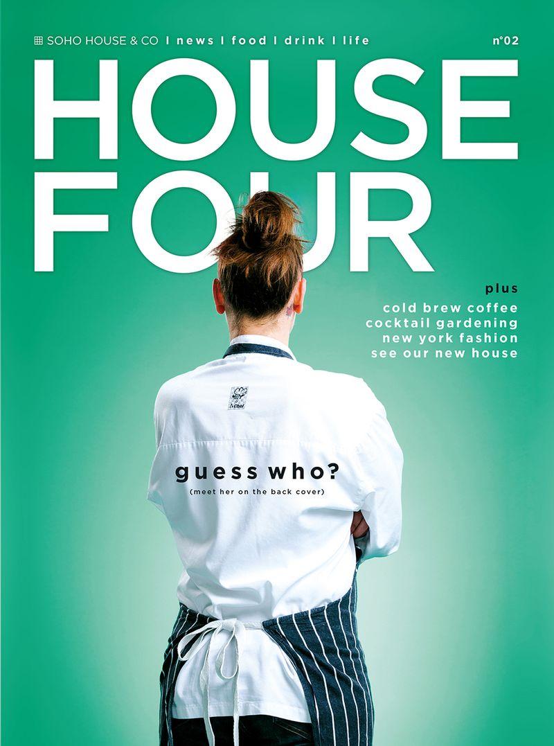 House Four Magazine for Soho House & Co