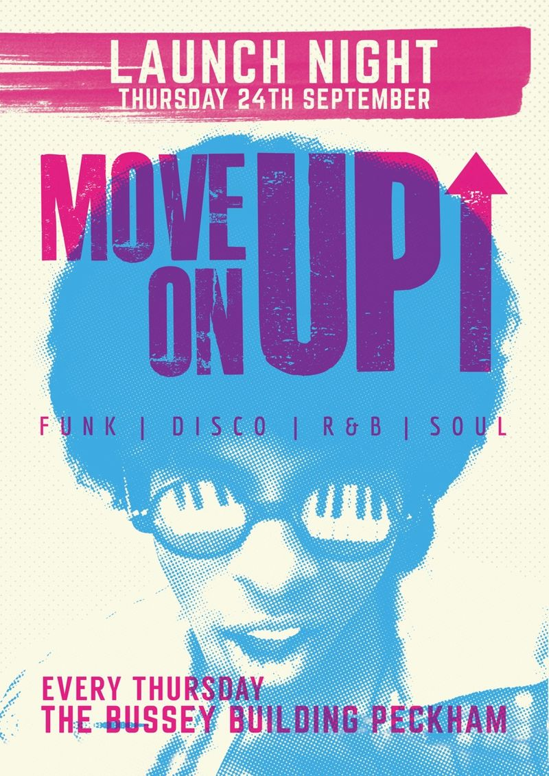 Move On Up!