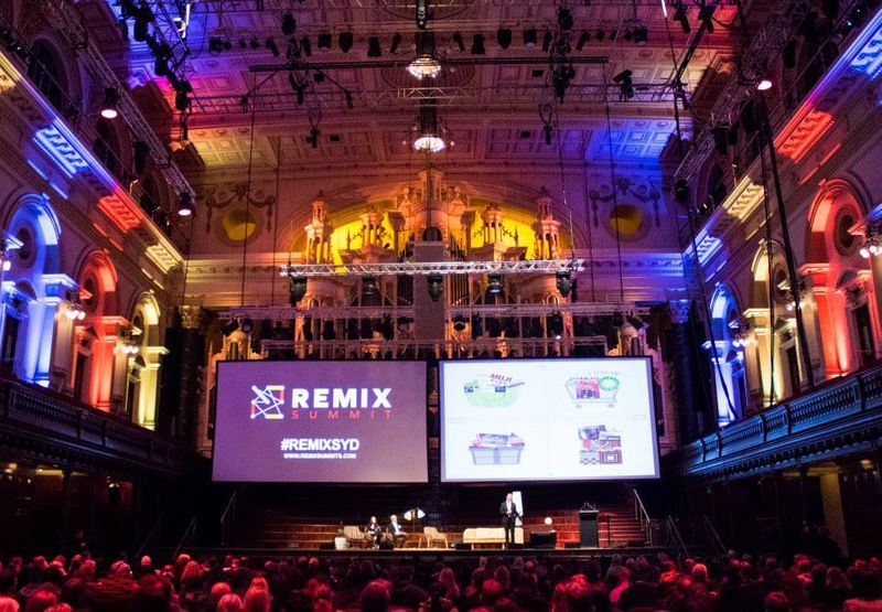 REMIX SUMMIT SYDNEY 2-3 JUNE 2015