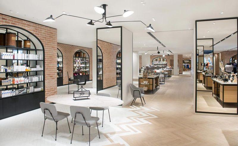 Beauty parlour: Le Bon Marché unveils innovative store concept