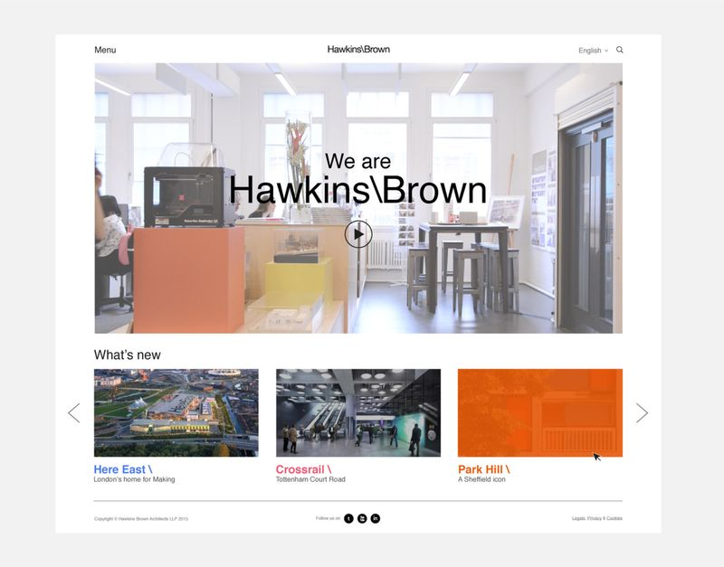 Hawkins\Brown