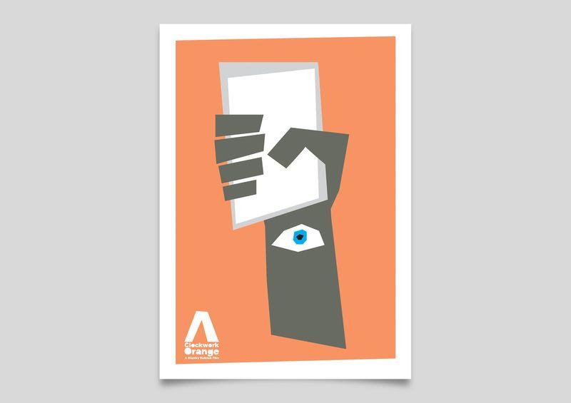 Stanley Kubrick Poster Series
