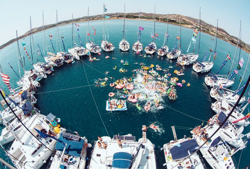 The Yacht Week- Photography