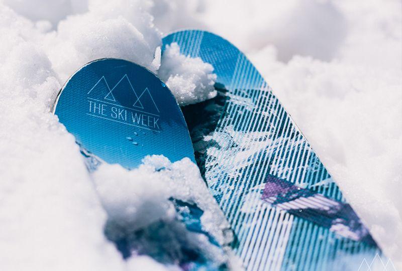 The Ski Week- Design