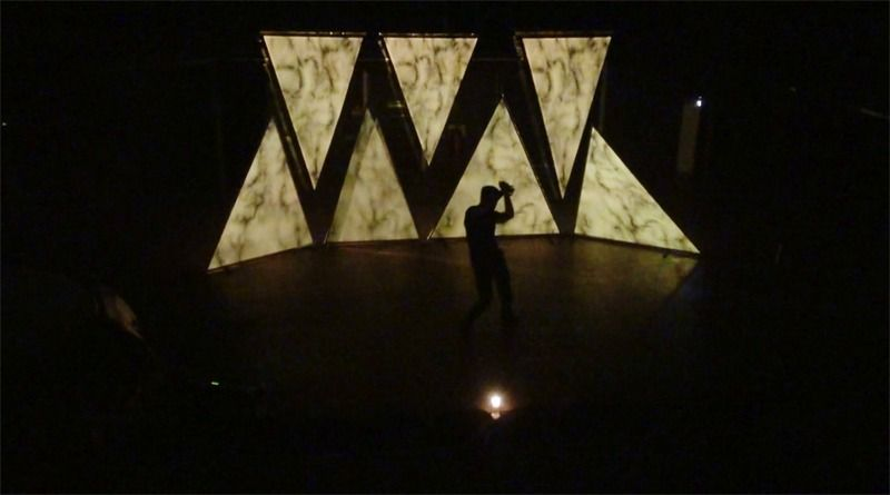 'Punctura': Interactive & Multimedia Performance