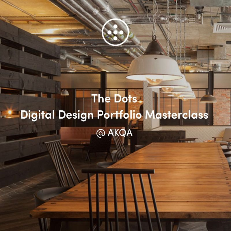 The—Dots Digital Design Portfolio Masterclass
