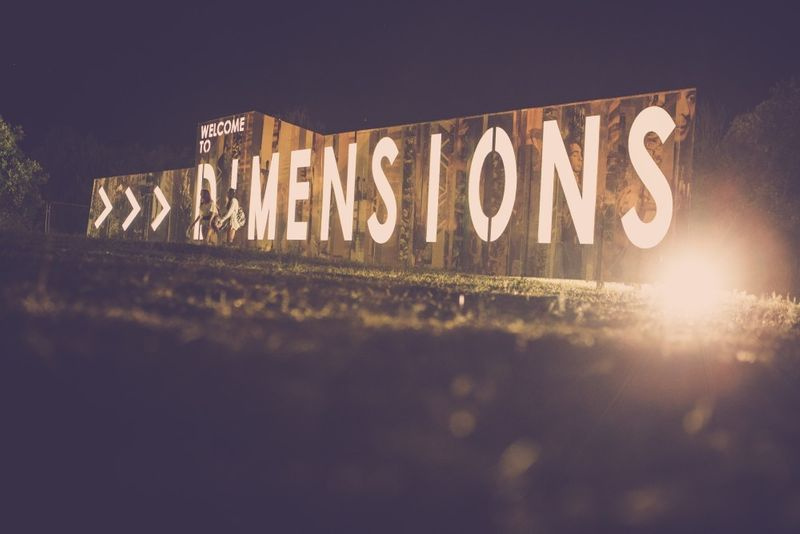 Dimensions & Outlook Festivals