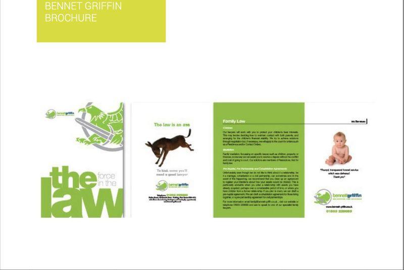 Bennet Griffin Brochure