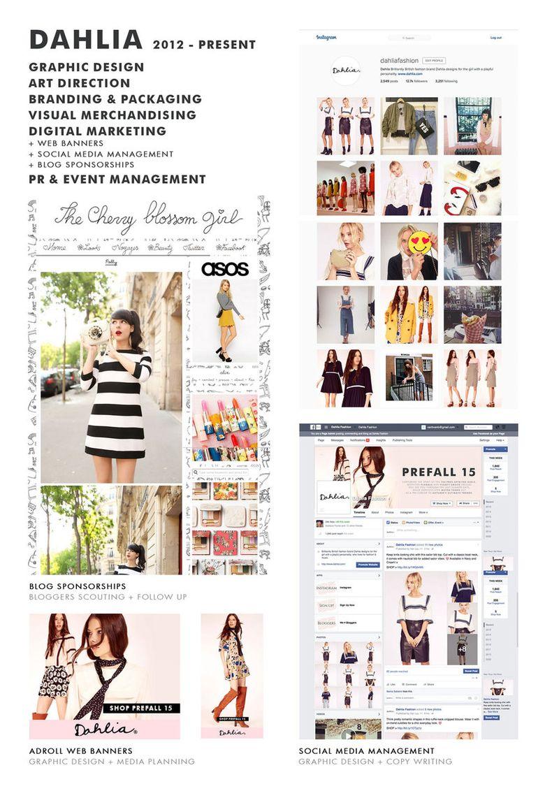 DAHLIA   Digital Marketing