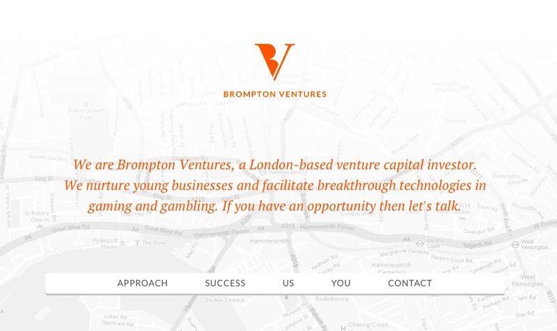 BROMPTON VENTURES WEBSITE