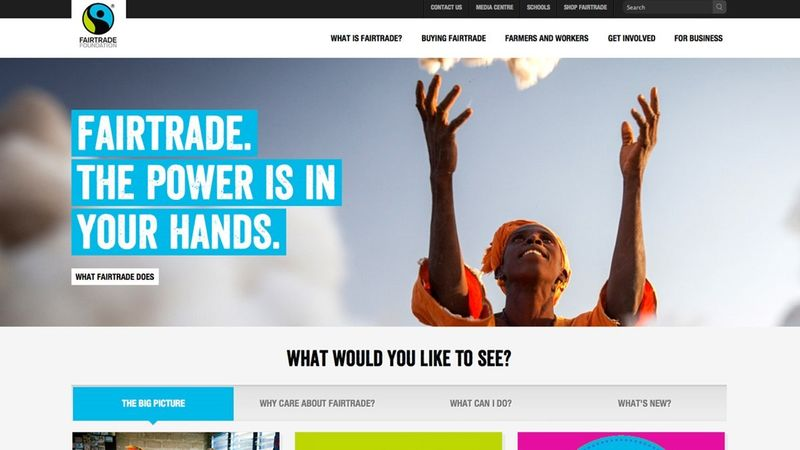 Fairtrade - Engaging the world with a mission