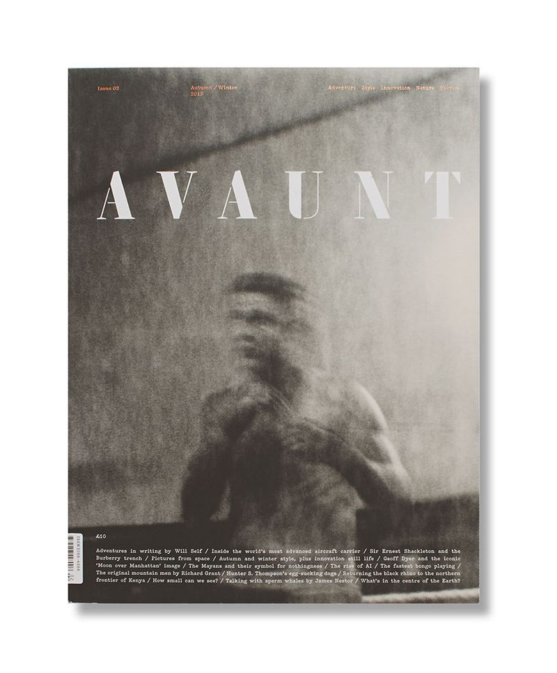 Avaunt Magazine Issue 2