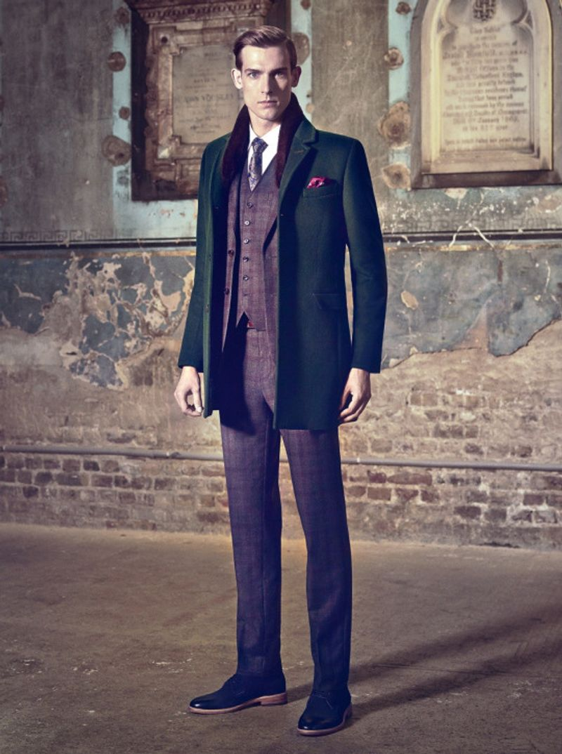 Ted Baker's New Global Collection: Luxury With Personality