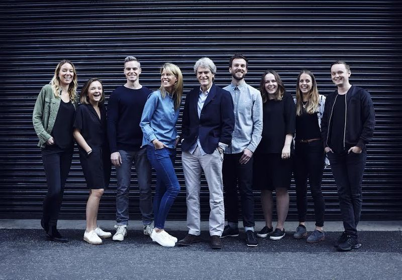 Sir John Hegarty joins The Dots as Chairman