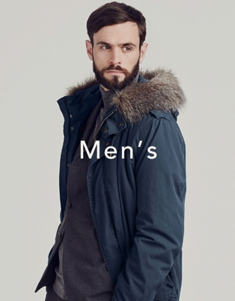 Parka London AW15 lookbook and e-comm styling