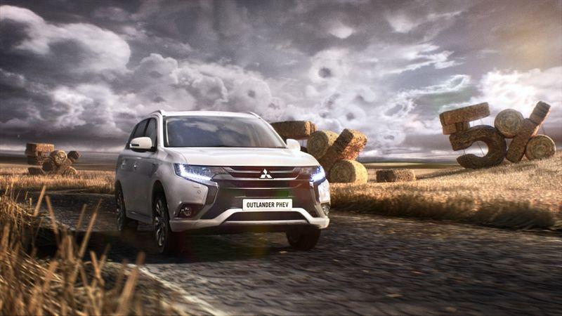 Mitsubishi Phev TVC