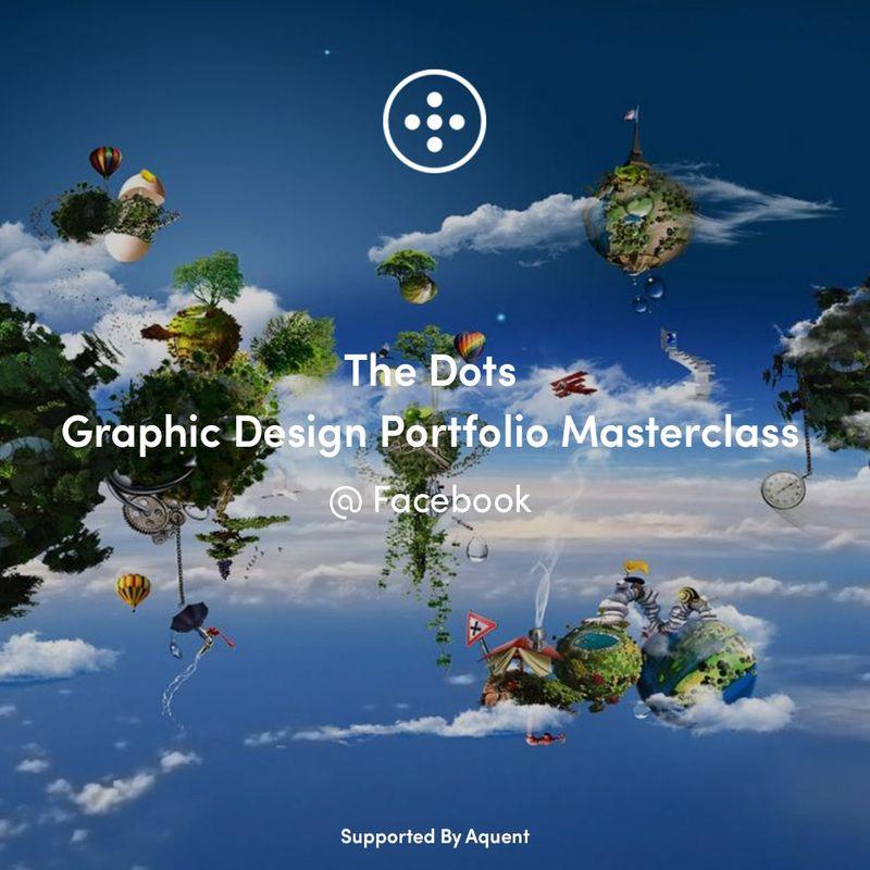 The Dots Graphic Design Portfolio Masterclass