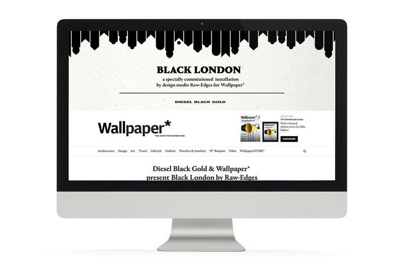 WALLPAPER - DIESEL BLACK GOLD