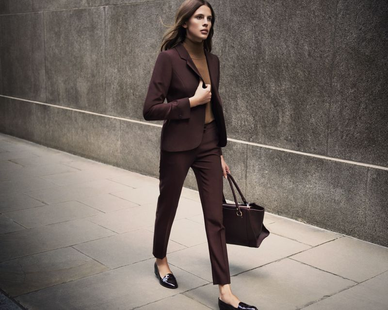 Hobbs and NW3 AW12 workwear campaign
