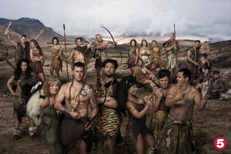 10,000BC Channel5