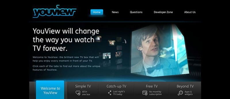 YouView product development