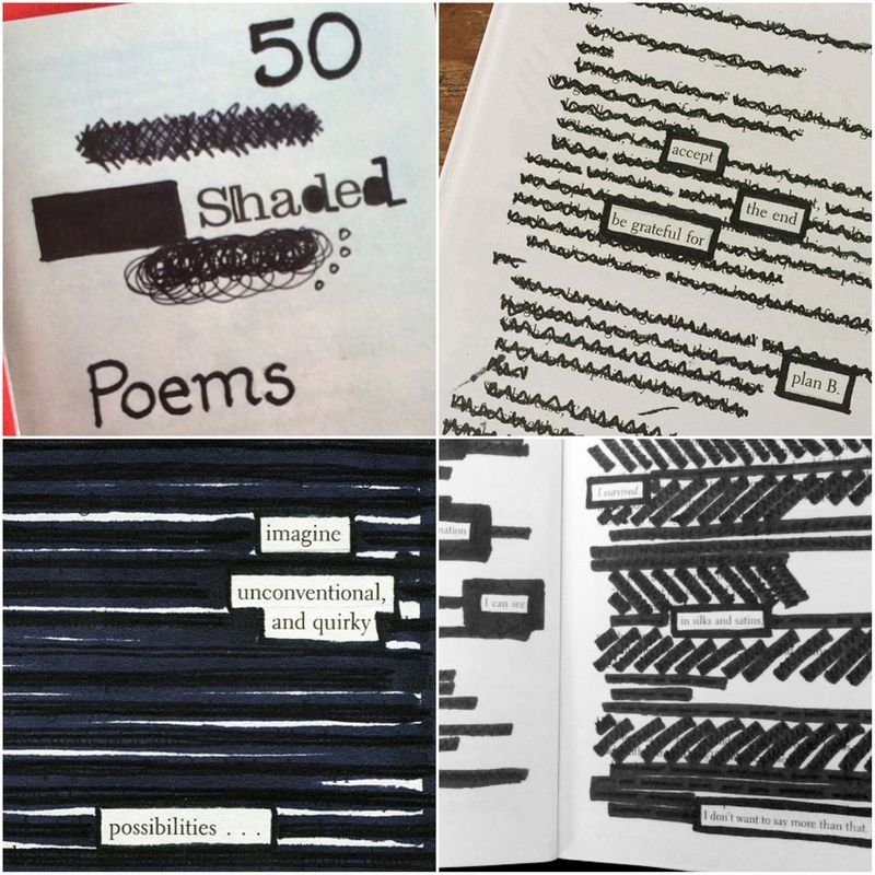 50 Shaded Poems