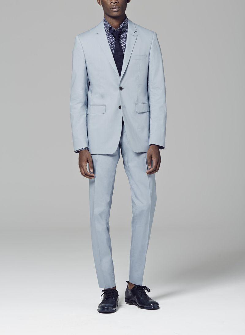 MR PORTER - Crisp Summer Suits