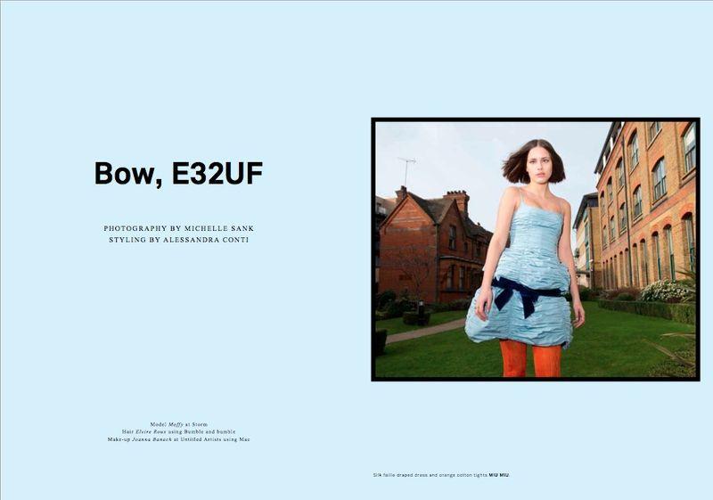 Lurve Magazine/issue 8