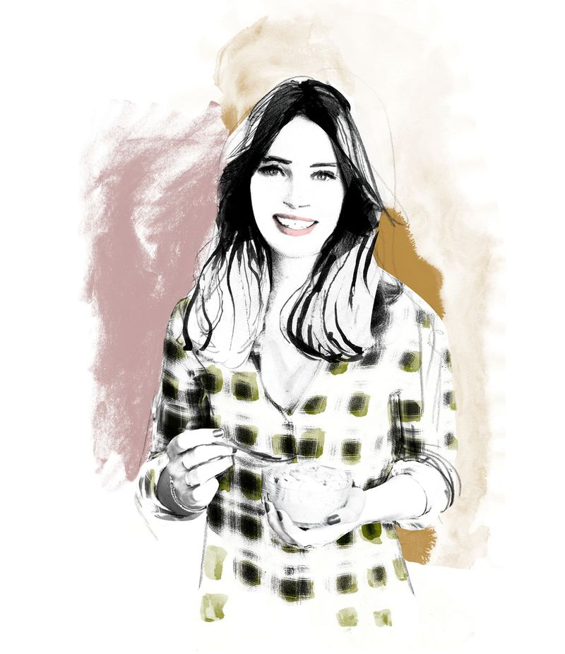 Caroline Tomlinson x Stella Magazine