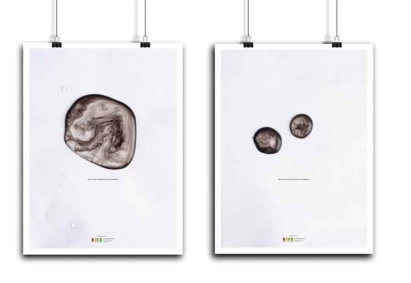 CÓDIGO DE ARTISTA, advertising campaign ( PART III )