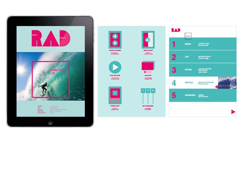 Rad Digital Magazine