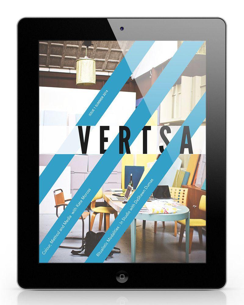 Vertsa Magazine - Digital ePublishing