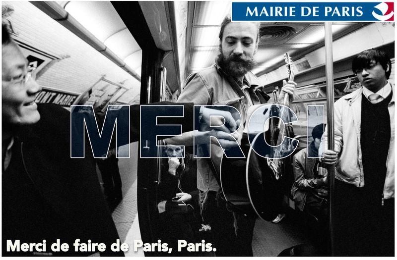 Campaign for Paris