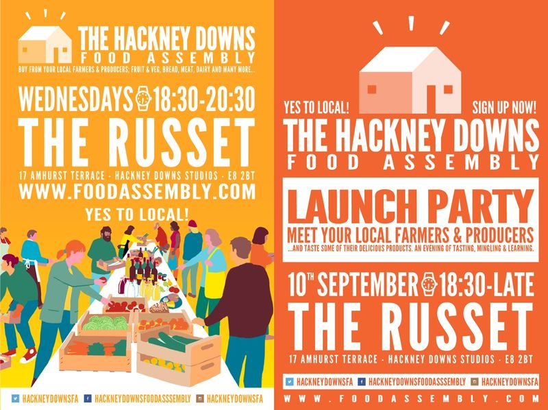 Hackney Downs Food Assembly