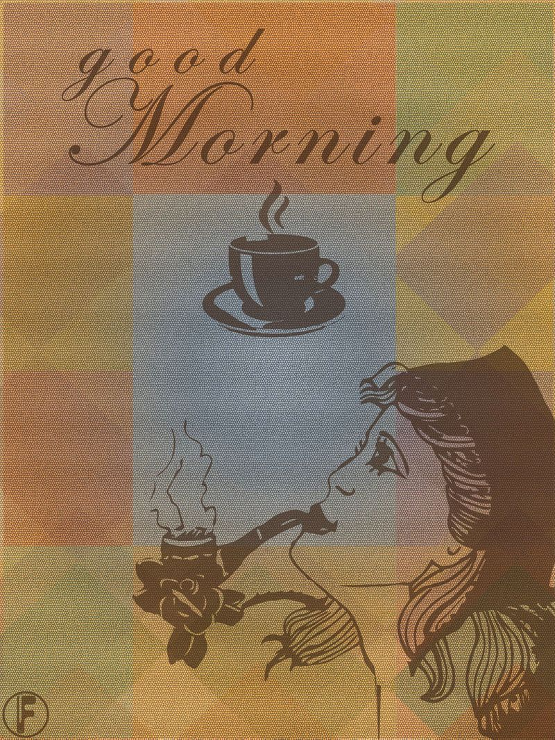 Good Morning Illustration