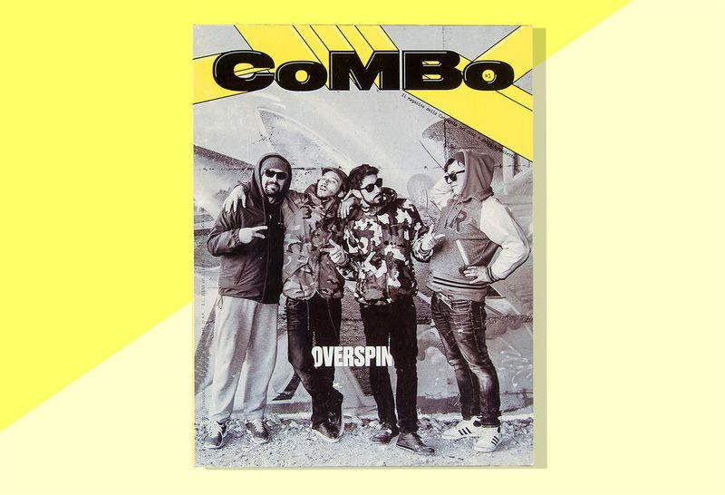 CoMBo - The new graffiti magazine