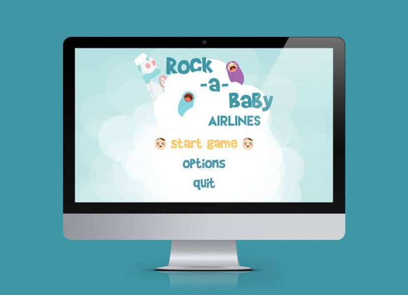 Rock-a-baby Airlines
