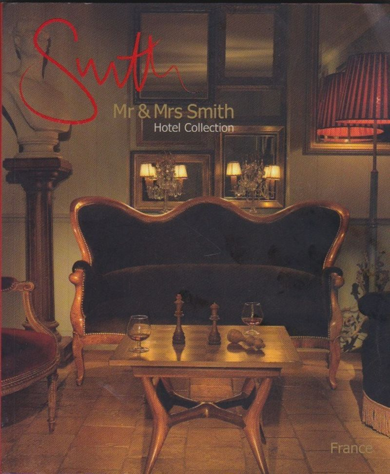 Hotel Review for Mr & Mrs Smith coffee table book