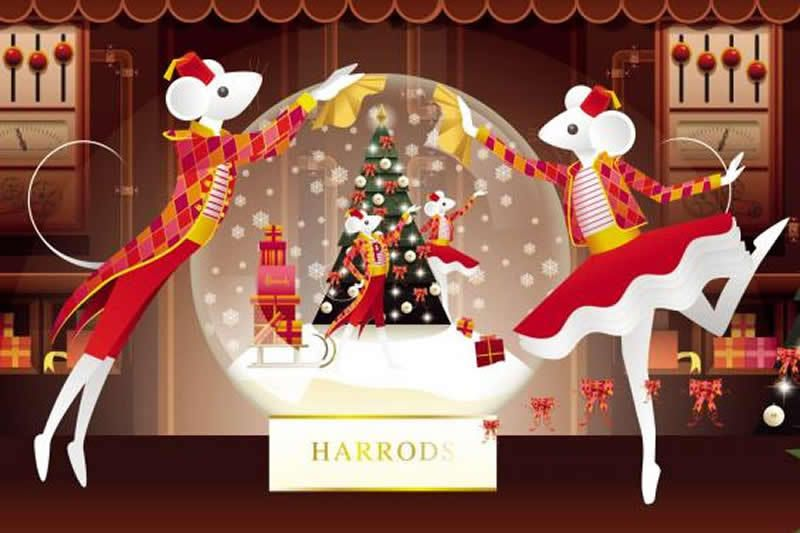 Harrods Once Upon A Christmas