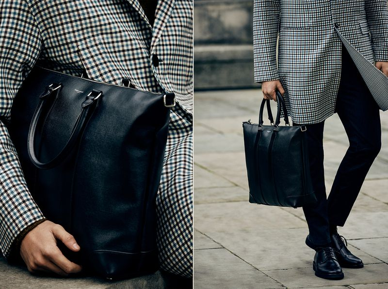 MR PORTER - Bags of Character