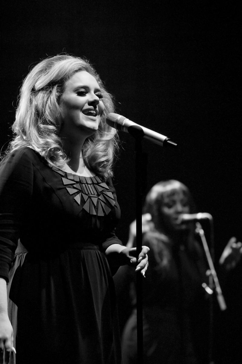 Adele Tour Photographer