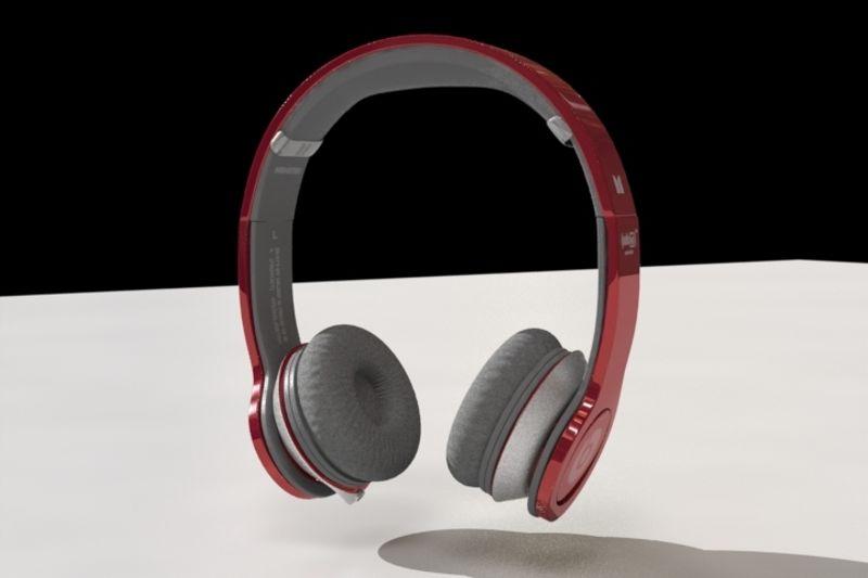 Headphone 3D Modelling